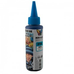 138-140-Dye 100ml Cyan use for Epson