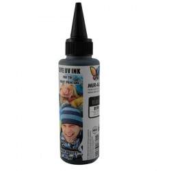 711XL-Dye 100ml Black use for Epson