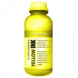 TEXTILE INK Yellow 1 litre