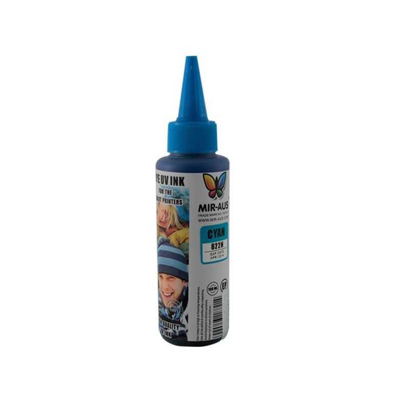 Dye 100ml Cyan use for Canon