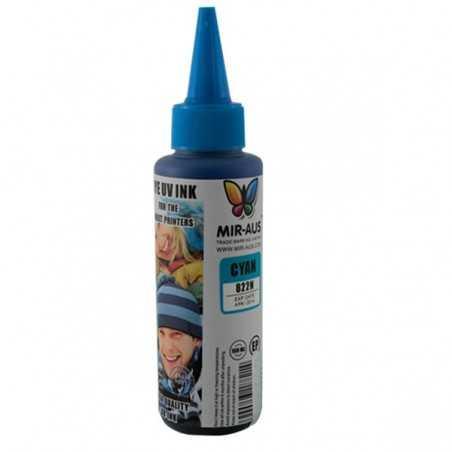 Dye 100ml Cyan use for Canon CLI-521C