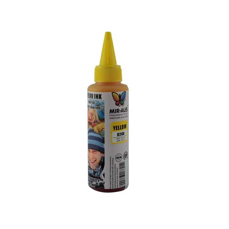 Dye 100ml Yellow use for Canon