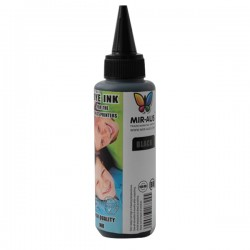 LC-39 CISS Dye ink 100ml Black use for Brother