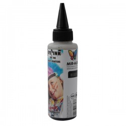 02 CISS Dye ink 100ml Black use for HP