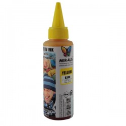 200XL-Dye 100ml Yellow use for Epson