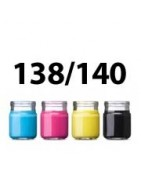 Refill ink for 138/140 cartridges