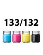 Refill ink for Epson 133/1132 cartridges